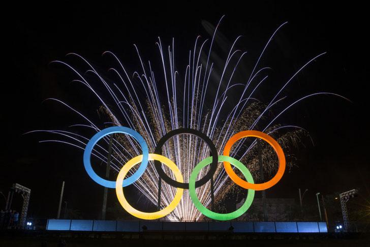 Olympische Spelen Rio 2016 Ceremonies