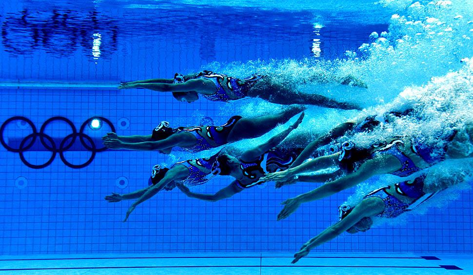 Zwemmen bij de ...