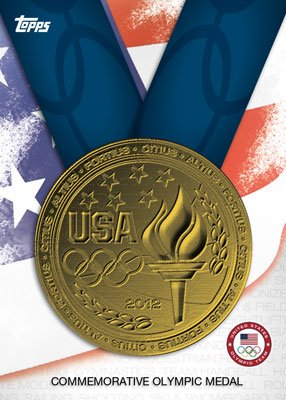 USA Olympic Commemorative Gold Medal